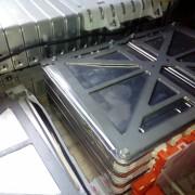 Новые батареи nissan leaf elmob 20142