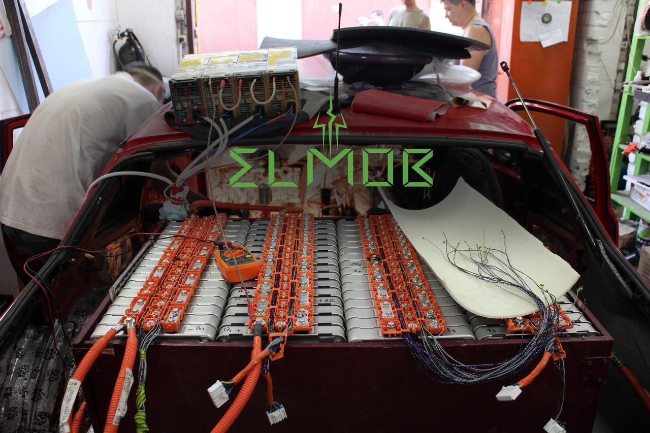 Elmob батареи для электромобиля 6