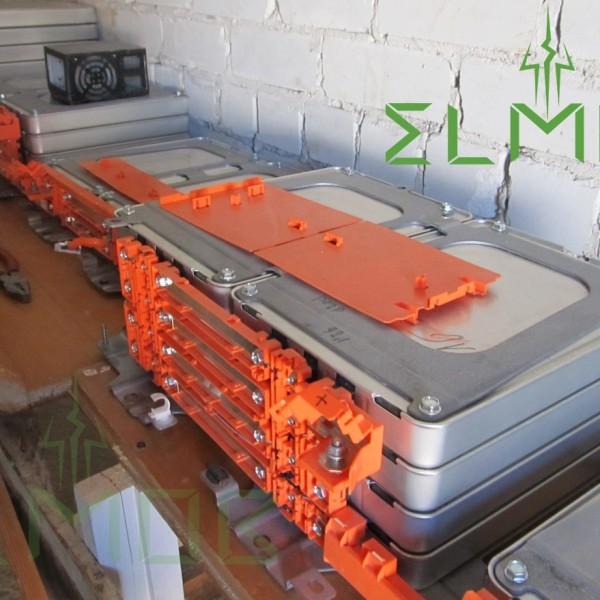 Elmob  батареи для электромобиля 7