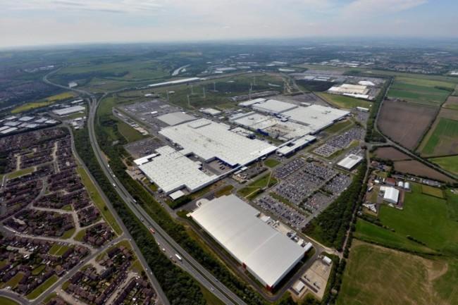 Завод Nissan Sunderland