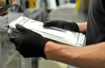 Производство литий-ионный аккумуляторов для Nissan на заводе Sunderland
