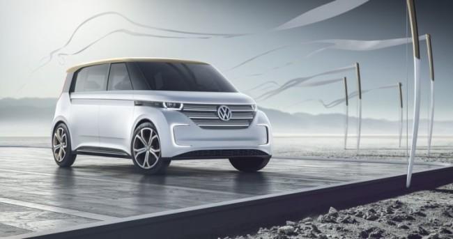 BUDD-e Concept Volkswagen