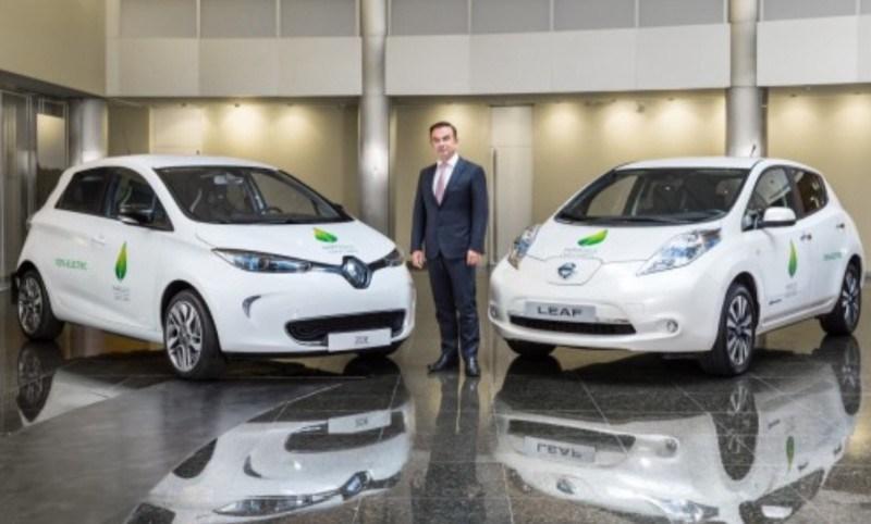 Renault–Nissan-Карлос-Гон-доступные-электромобили-Ev-Elmob