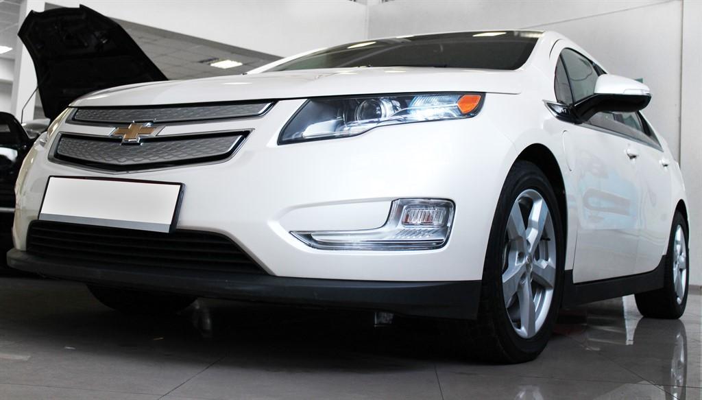 Chevrolet VOLT характеристики