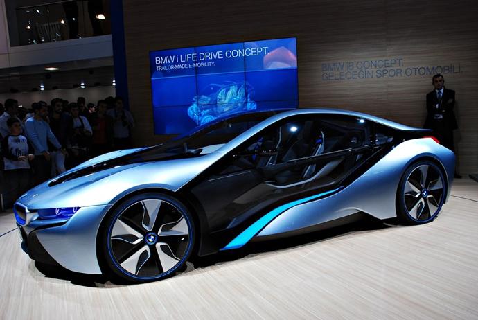 Электромобиль BMW-i8 - купитькупить электрокар бмв в ...