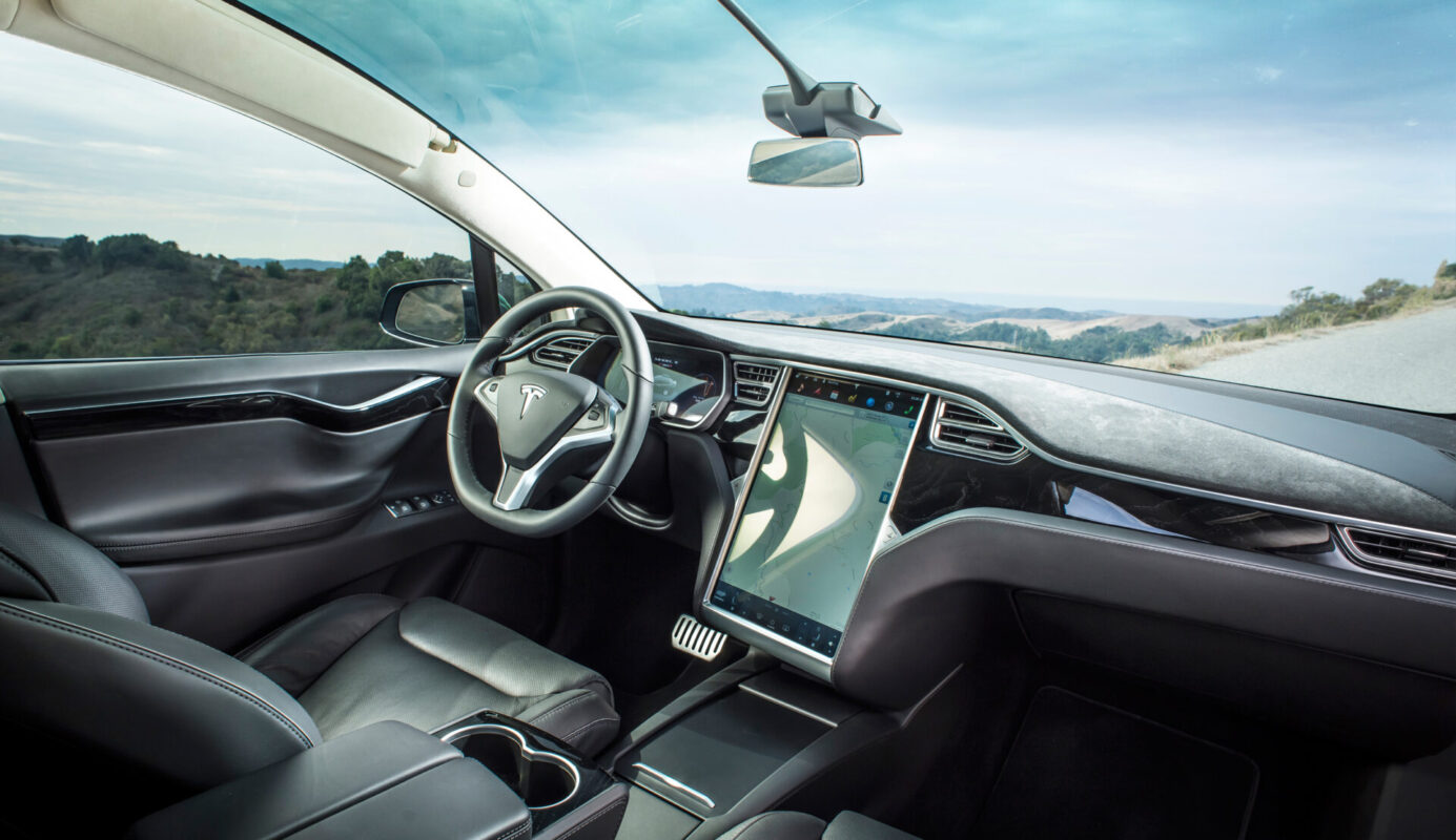 Дизайн и технические характеристики Tesla Model X