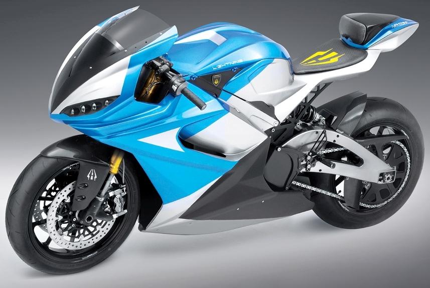 Электромотоцикл Lightning LS-218 elmob