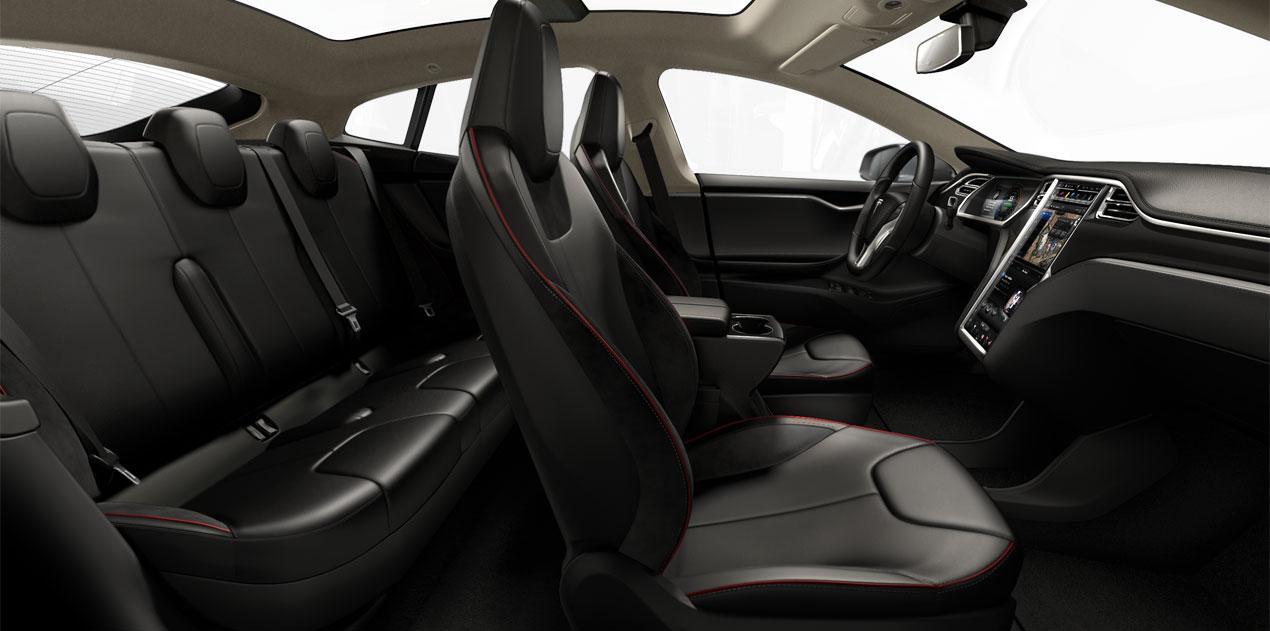 Автомобили Tesla — совершенство на электрических двигателях