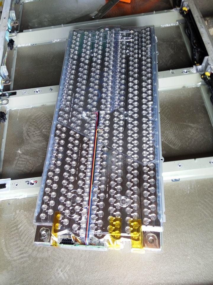 Батареи TESLA от ELMOB 1