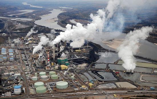 Нефтяные пески