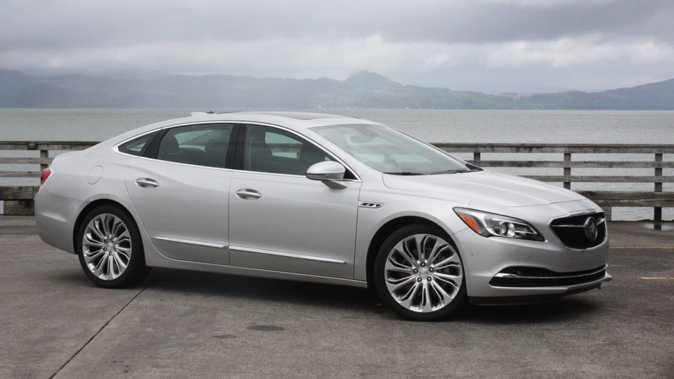General Motors Buick LaCrosse гибридный