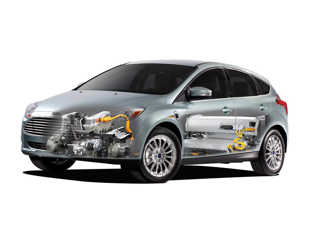 фото электромобиля Ford Focus