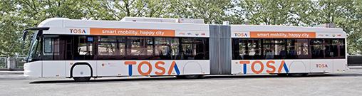 Tosa автобус