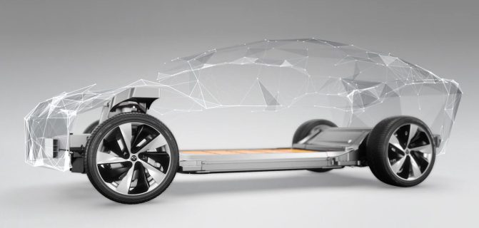 фото платформы Faraday future