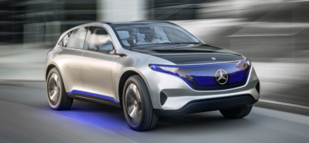 фото Mercedes бренд 'EQ'