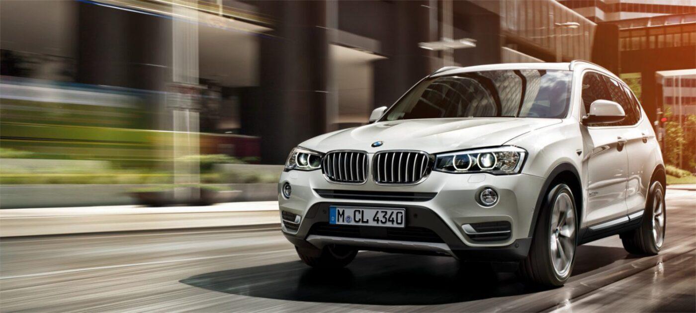 фото BMW кроссовер