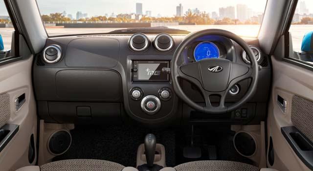 изображение электромобиля Mahindra Electriс e2oPlus