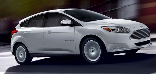 продажа электромобилей Ford Focus Electric