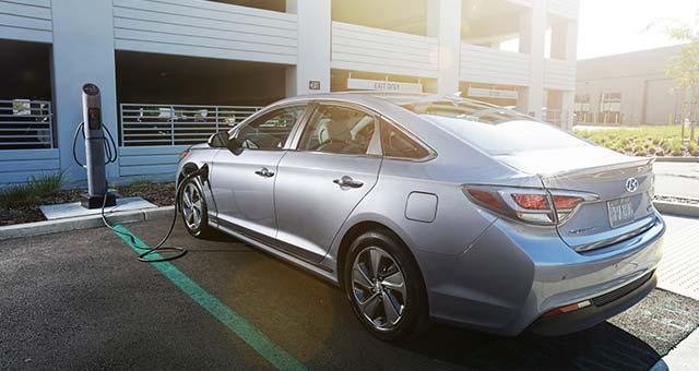 продажа электромобилей Hyundai Sonata гибрид
