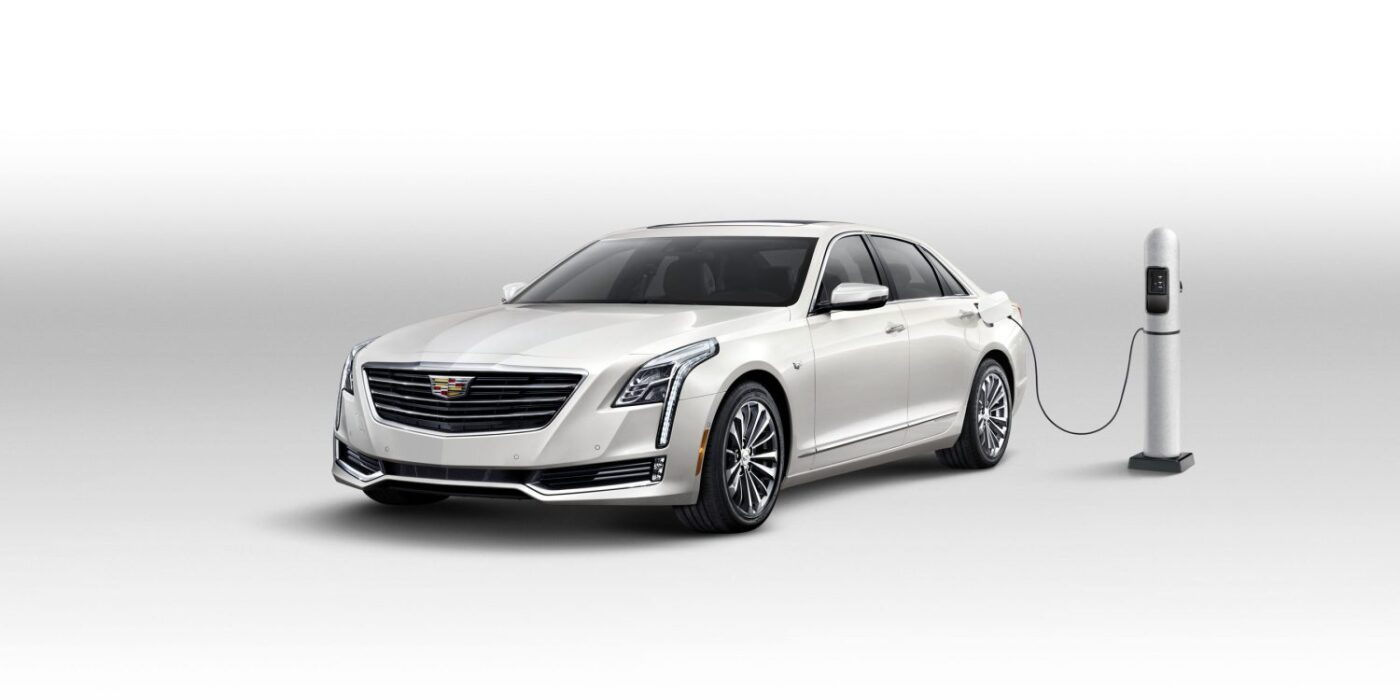 фото Cadillac СТ6