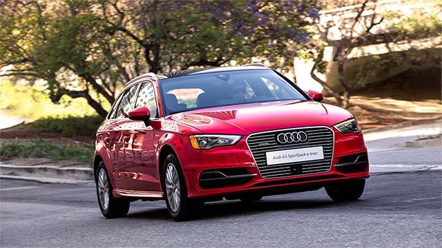 продажа электромобилей Audi A3 Sportback е-Tron