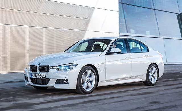 продажа электромобилей BMW 330E