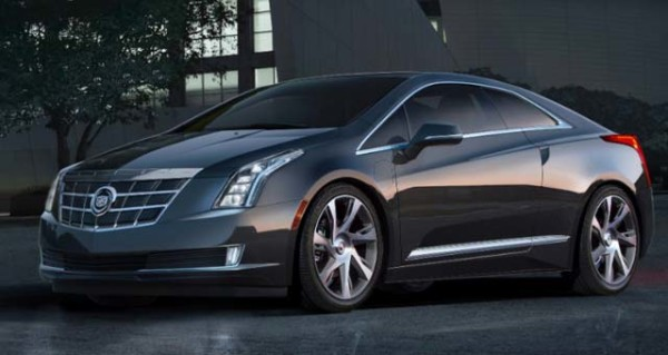 продажи электромобилей Cadillac ELR