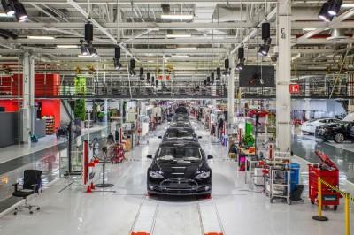Tesla Motors строит Гигофабрику 2