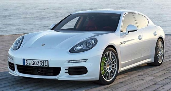 продажи электромобилей Porsche Introducing Panamera S E-Hybrid