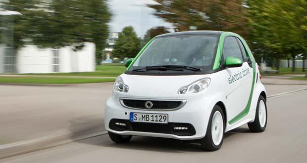 продажа электромобилей Smart Fortwo Electric Drive