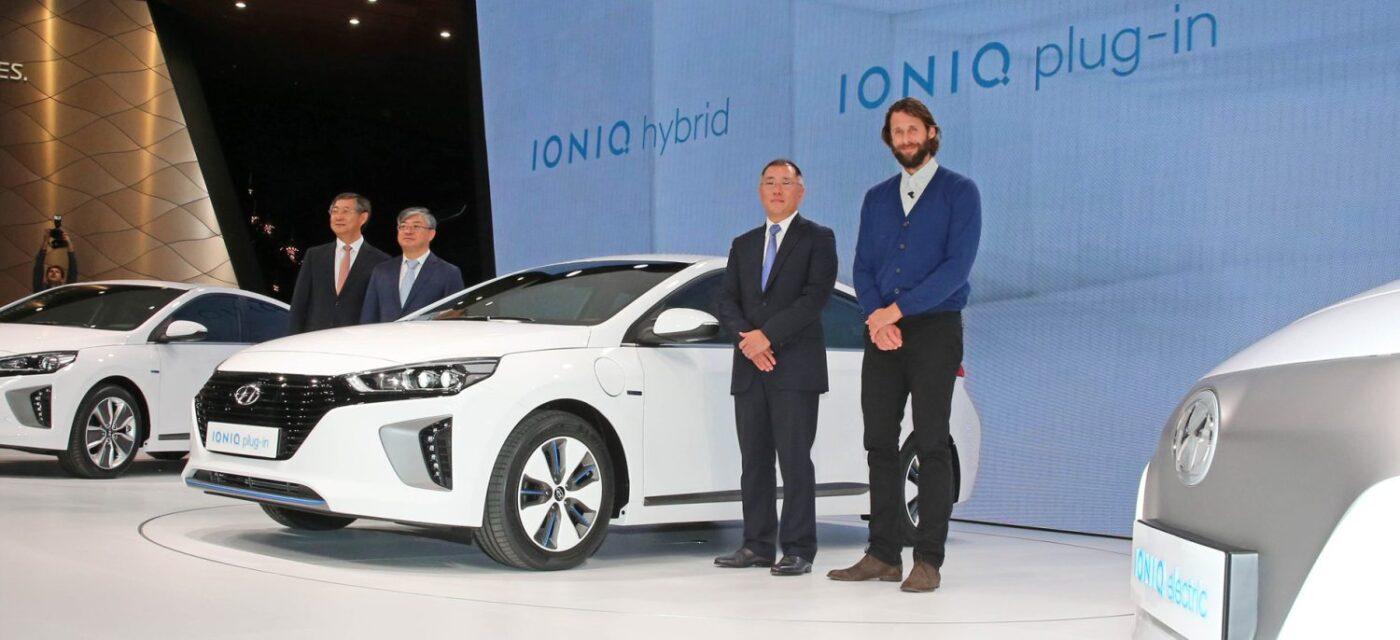 фото Hyundai электромобиль