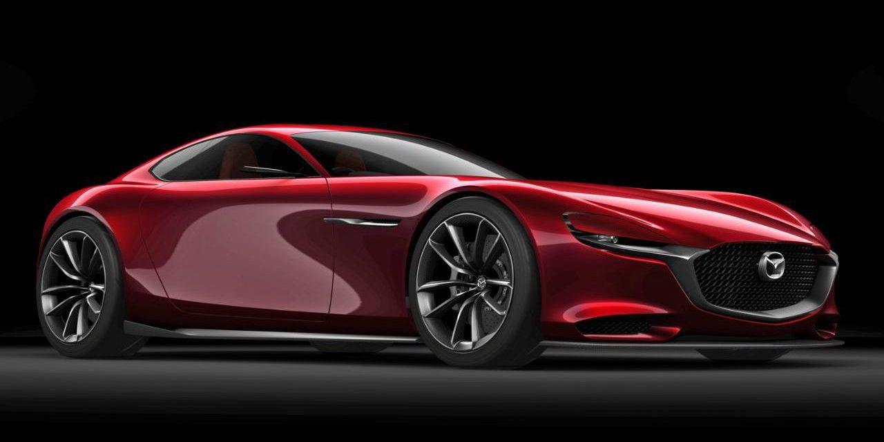 Mazda Motor Corporation электромобиль
