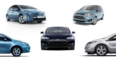 продажа автомобилей на электротяге в США