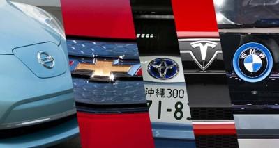 фото продажа электромобилей