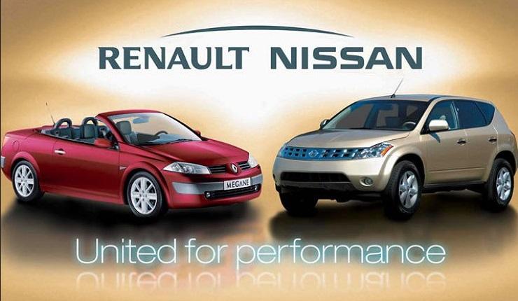 Альянс Renault-Nissan