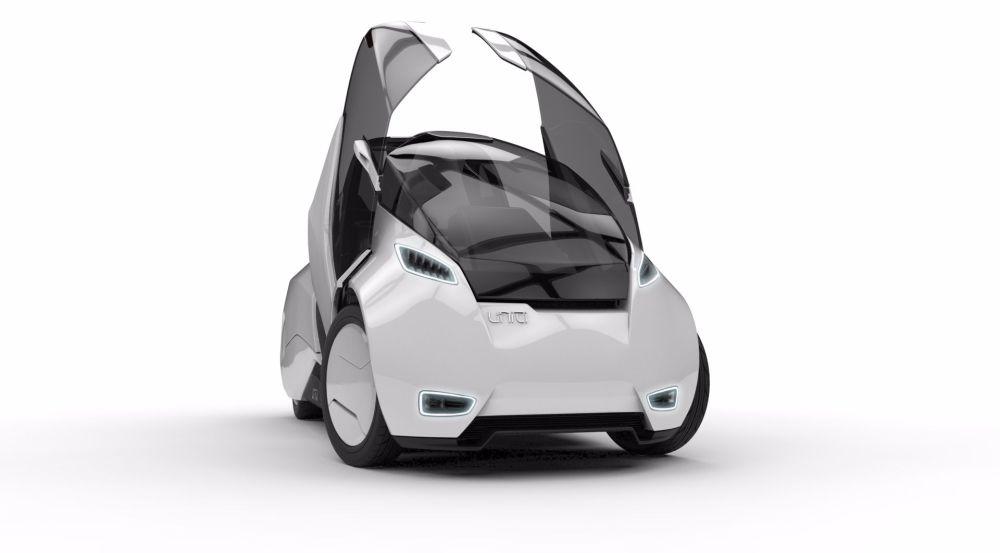 изображение электромобиля Uniti
