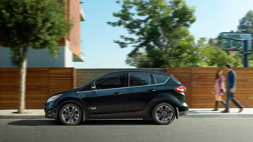 продажа электромобилей C-MAX-Energi