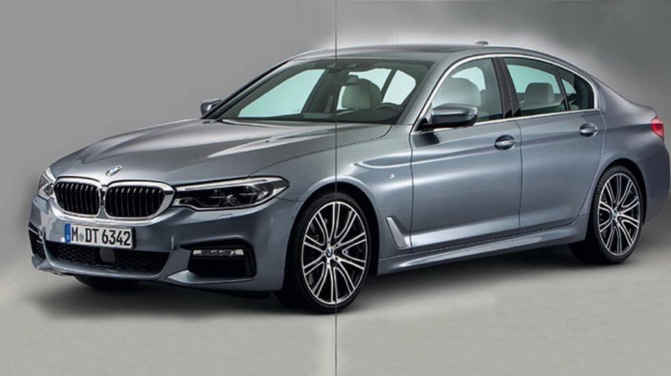 электрический BMW