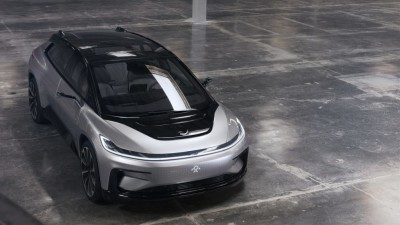 Faraday Future FF91 на CES 2017