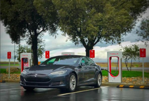 электрические транспортные средства