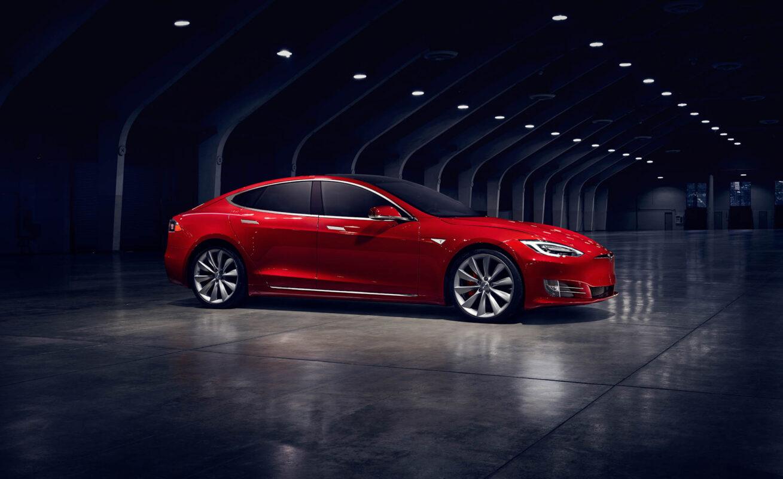 2017 Tesla Model S P90D