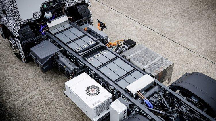 Daimler Urban e-Truck