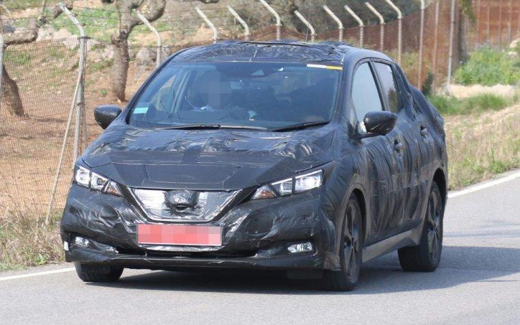 Nissan Leaf 2018 novosti elmob