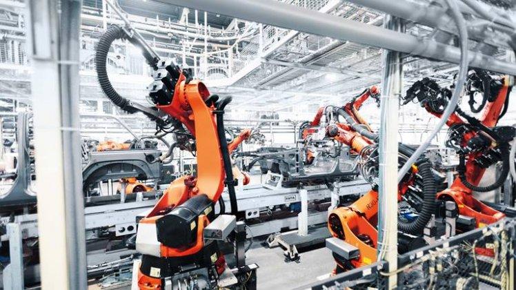 Влияние роботов