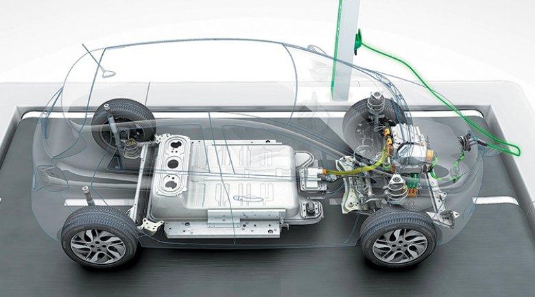 Батареи Renault Zoe будут использоваться в энергохранилище
