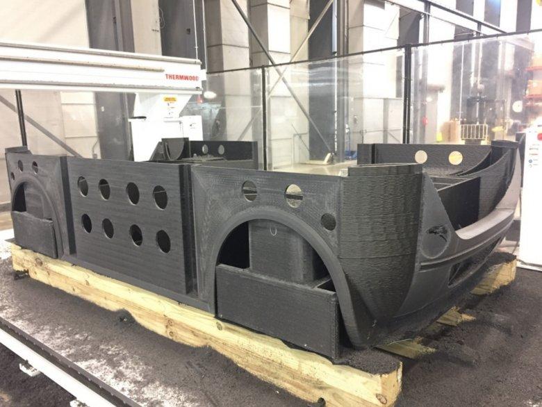 3D-печать кузова