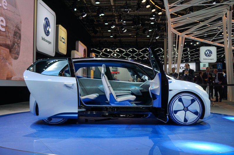 Volkswagen ID Concept side-doors-open