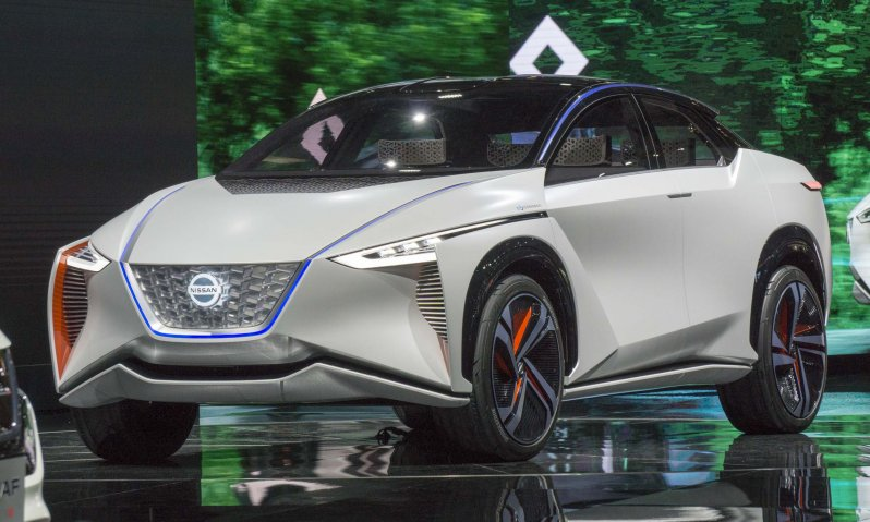 Nissan-IMX-Concept 2017