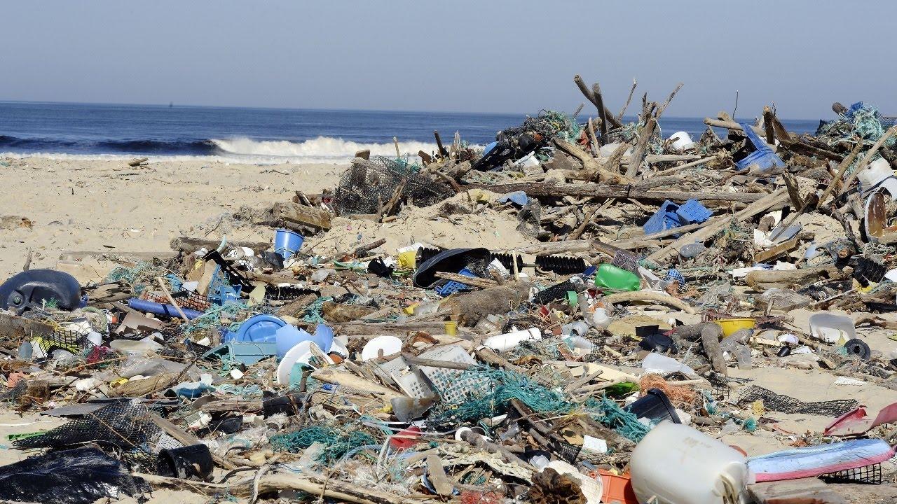 мусор из пластика