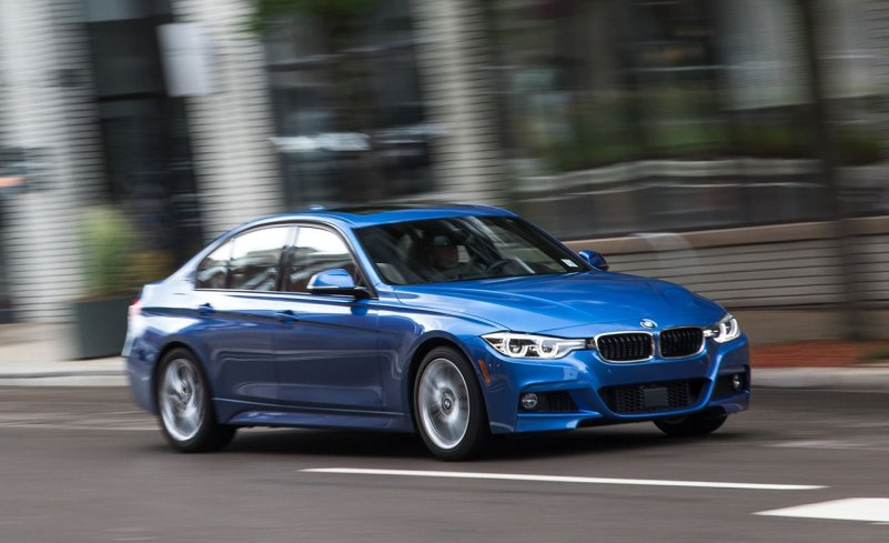 BMW 330e iPerformance плагин гибрид